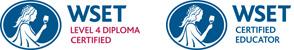 WSET Certified Logos